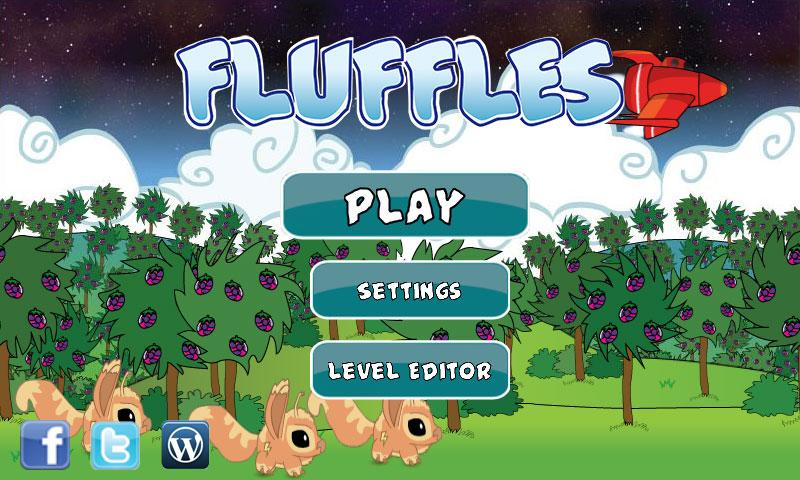Fluffles- screenshot