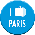 Paris Travel Guide & Map icon