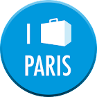 Paris Travel Guide & Map icon