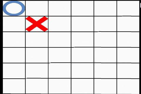 TicTacToe game 2012 HD - screenshot