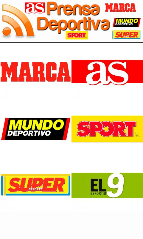 Prensa Deportes - screenshot