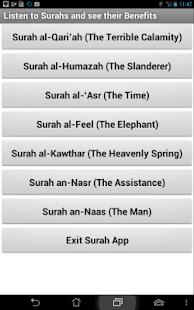 Shezan-Surah App- screenshot thumbnail