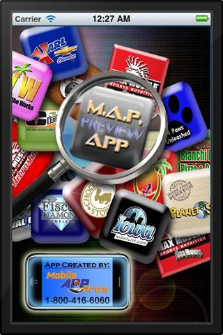 M.A.P. Preview App