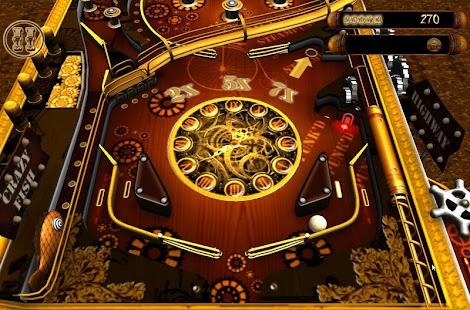 Steampunk Pinball