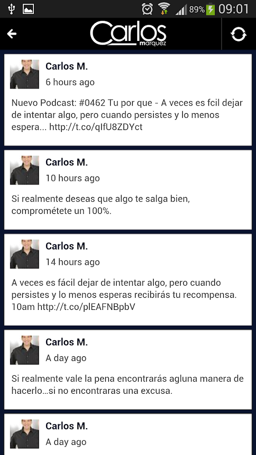 Carlos Marquez - screenshot