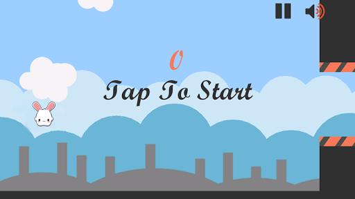Flappy Rabbit ☆ Free Game