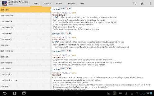 玩書籍App|Audio Cambridge Advanced TR免費|APP試玩