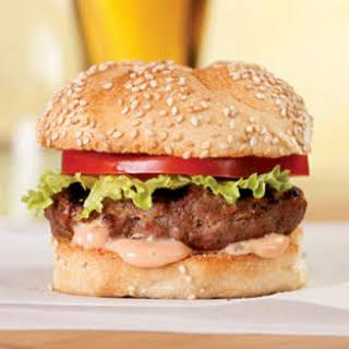 Classic Hamburger.