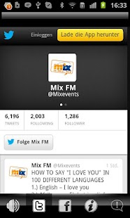 Mix FM Cyprus Screenshot 2