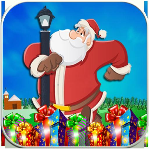 Santa Poll Climbing