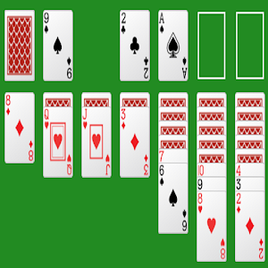 A - Solitaire card game