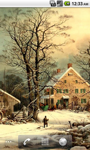 Christmas Classic Wallpaper V1