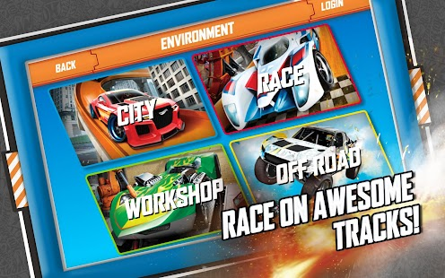 Hot Wheels Showdown™ - screenshot thumbnail