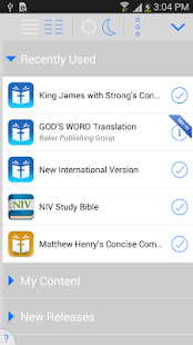 Strong's Concordance with KJV - náhled