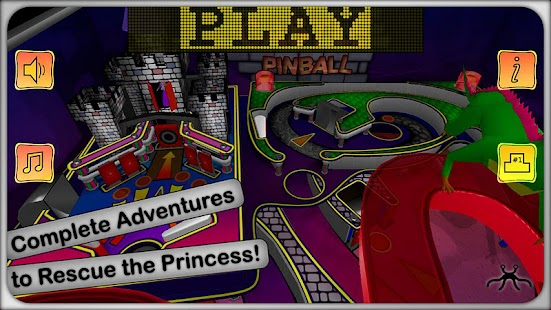 Pinball Crazy Castle - screenshot thumbnail
