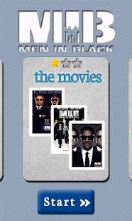 Men In Black trivia