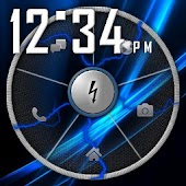 Blue Volt Go Locker Theme