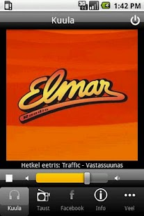 Radio Elmar - screenshot thumbnail