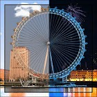Fireworks London Eye LWP HD icon