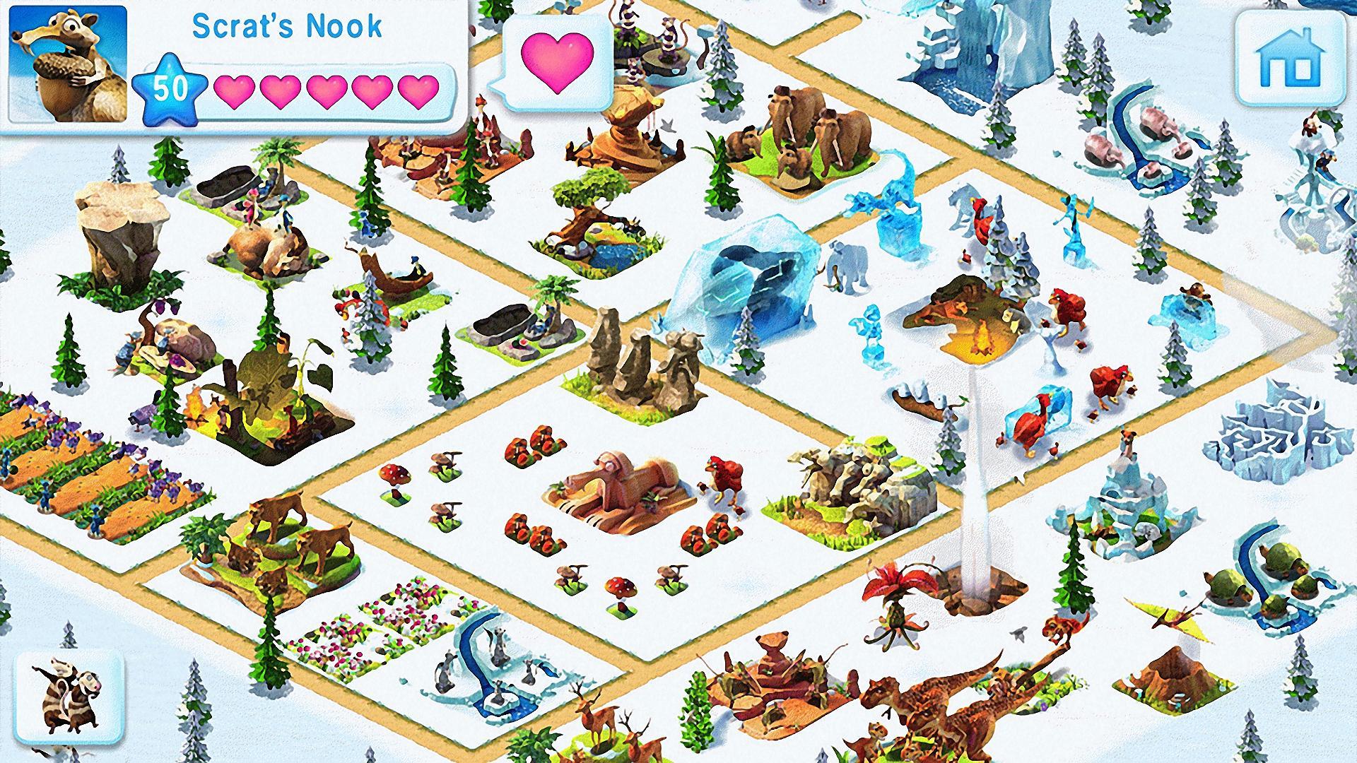 Ice Age Village screenshot #12