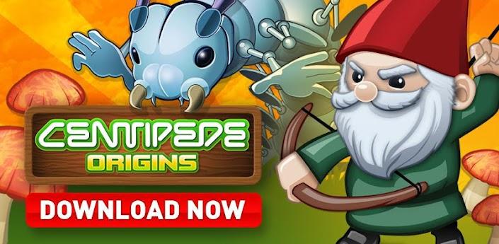 Centipede®: Origins apk