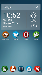 Next Launcher Theme Shader - screenshot thumbnail