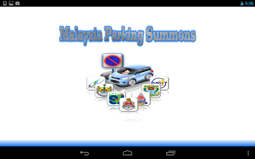 Malaysia Parking Summons - screenshot thumbnail