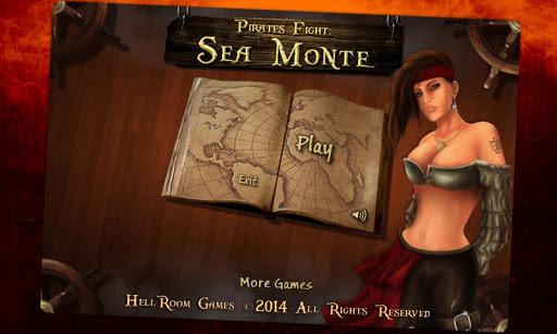 Pirates Fight: Sea Monte