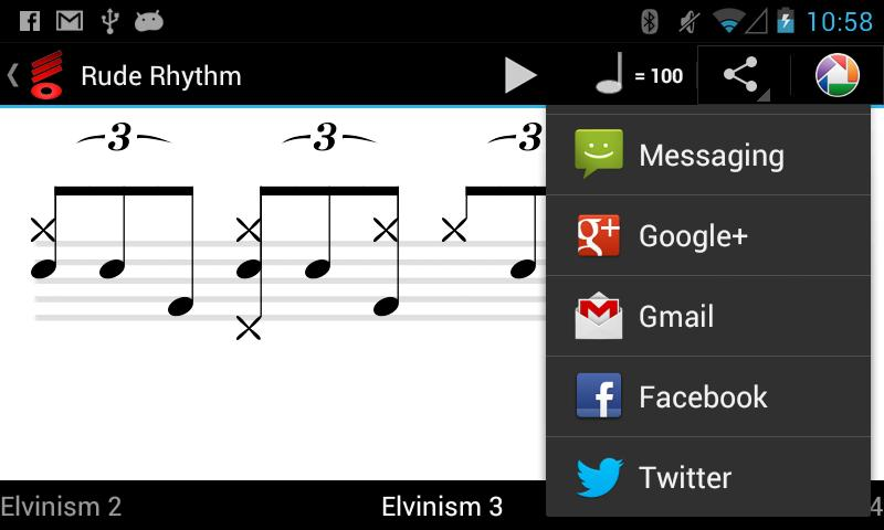 Rude Rhythm - Drum Dictionary- screenshot