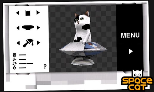 SpaceCat (3D) - screenshot thumbnail