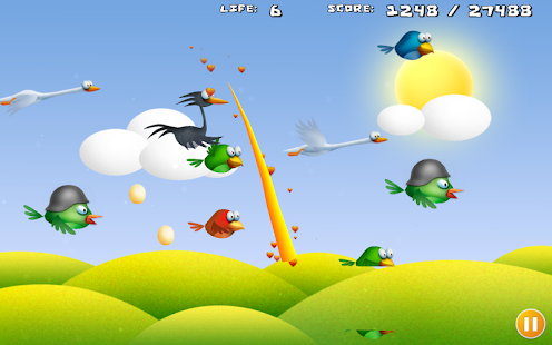 Bird Ninja - screenshot thumbnail