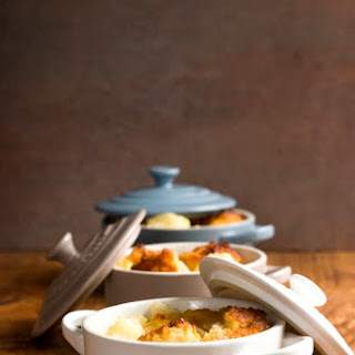 Pineapple Apricot Bread Pudding