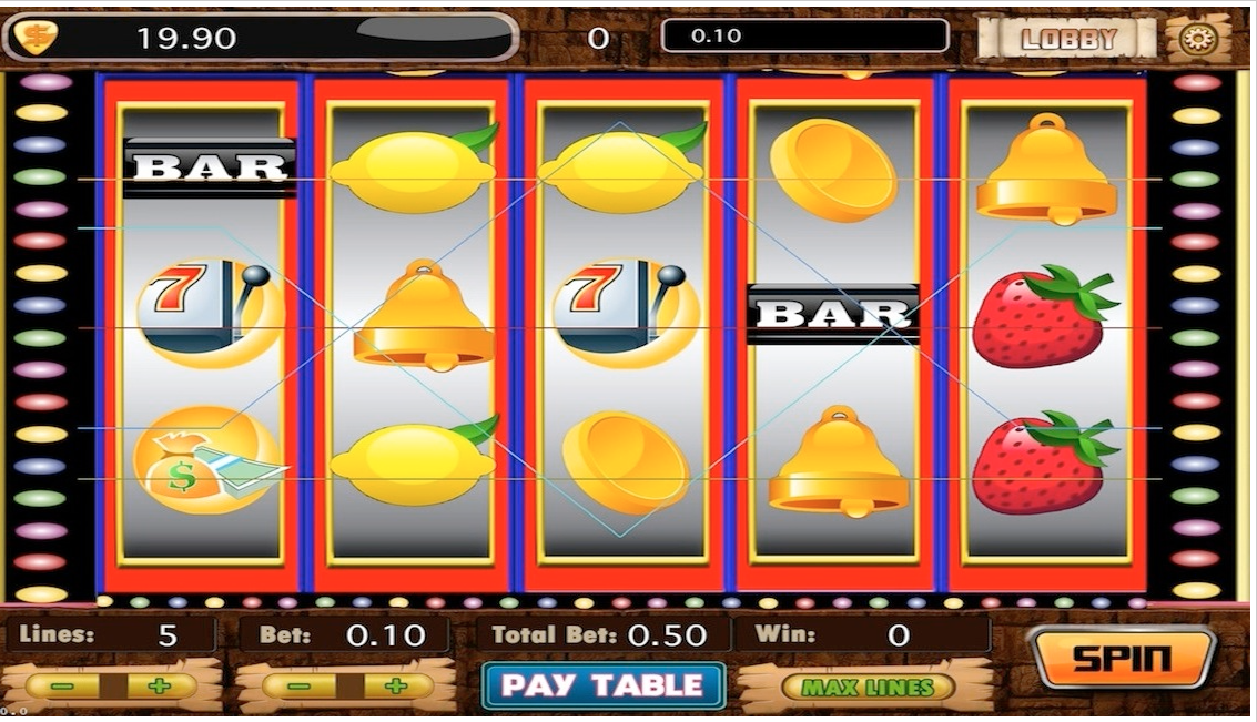 Mega Win 777 Slot Bonanza - screenshot