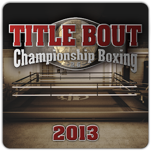 Title Bout Boxing 2013 app for android