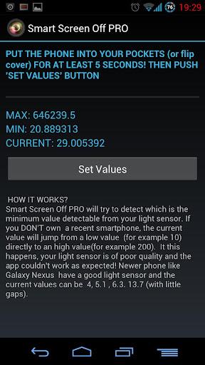 Smart Screen Off PRO v1.5