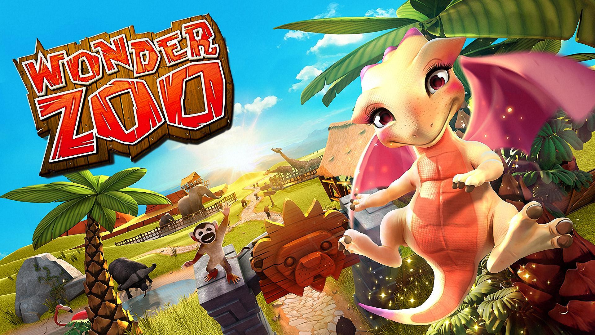 Wonder Zoo - Animal rescue ! screenshot #11