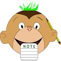 NoteMonkey (FREE) logo