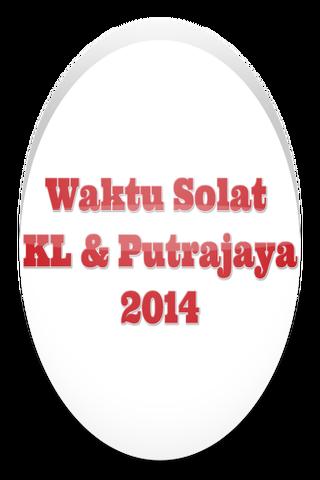 Waktu Solat Kuala Lumpur 2014