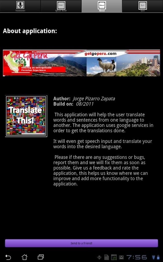 Translate This!- screenshot