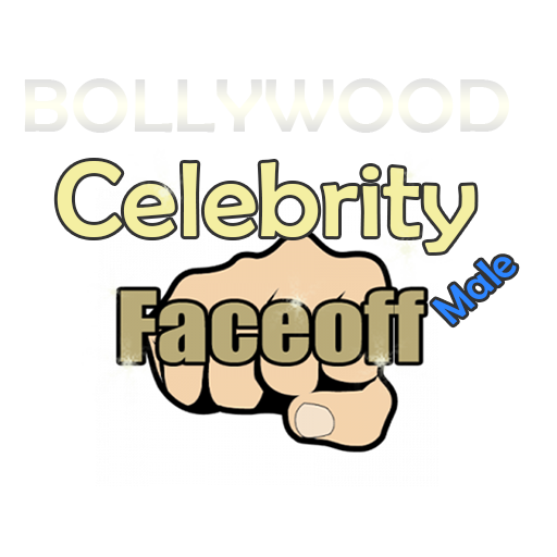 Bollywood celeb faceoff - Male LOGO-APP點子