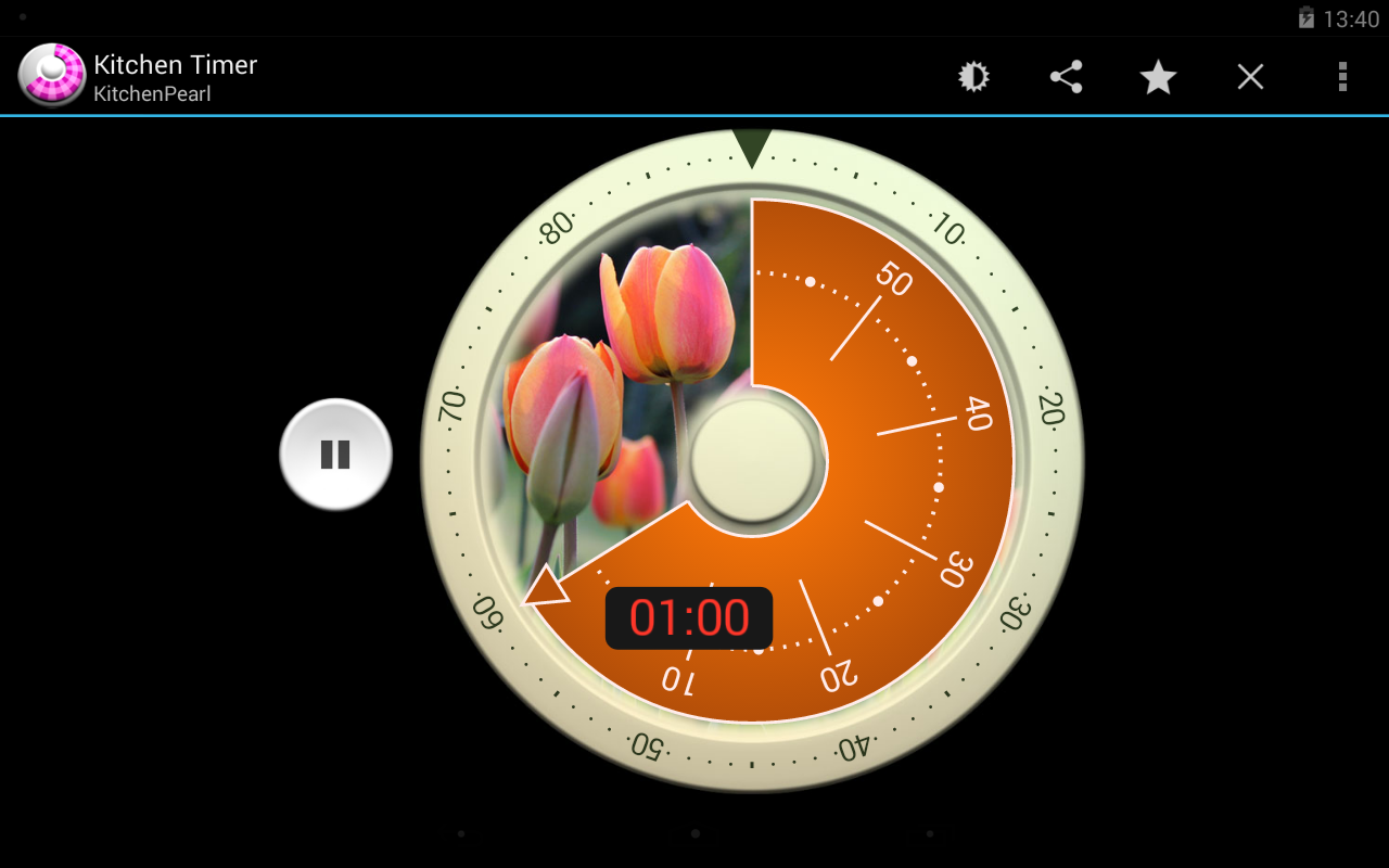 Kitchen Timer - screenshot