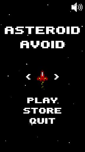 Asteroid Avoid