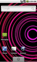 Screenshot of Ripples HD Live Wallpaper Free