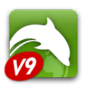 Dolphin Browser V9 logo