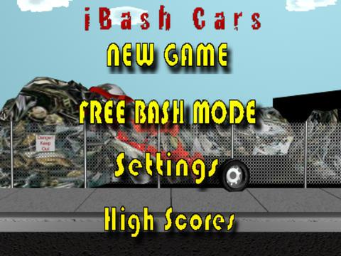 iBash Cars