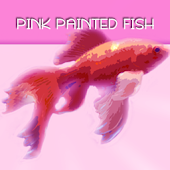 Keyboard Pink Fish