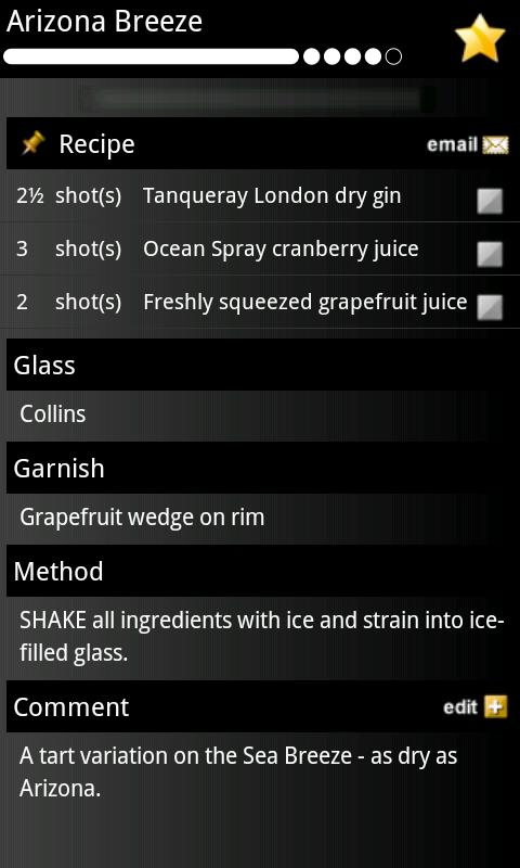 Cocktails Made Easy- screenshot