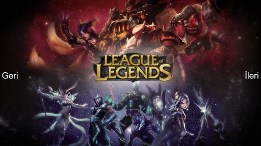 League of Legends Wallpaper HD