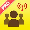 깨깨오멀티톡 Pro - 카톡단체문자 icon