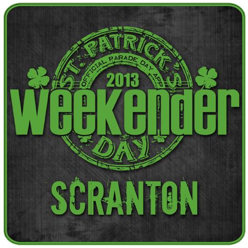 Weekender St.Patricks Day SC LOGO-APP點子